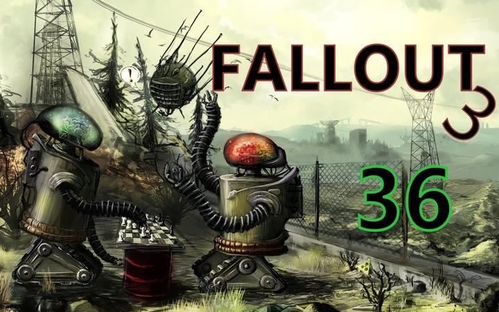 Fallout 3 Секреты Ривет Сити 36