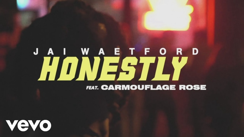 Jai Waetford Honestly Lyric Video ft Carmouflage Rose