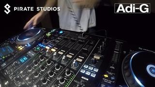 New Club Music 2018 Chill Deep Tech House Live Mix by Adi-G on Pioneer CDJ 2000 NXS2 DJM 900 NXS