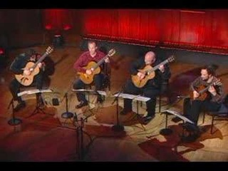 LAGQ Live!: Overture from The Nutcracker (Tchaikovsky)