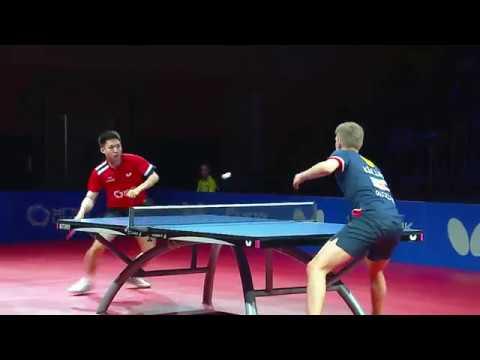 Bo FANG vs Anton Kallberg