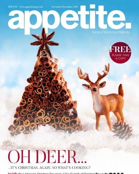 Appetite November December 2018