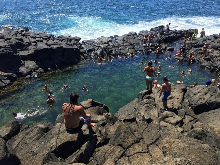 Ванна Смерти на острове Кауаи, изображение №5