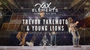 Trevor Takemoto Young Lions   ELEMENTS XIX 2019 @VIBRVNCY Front Row 4K  