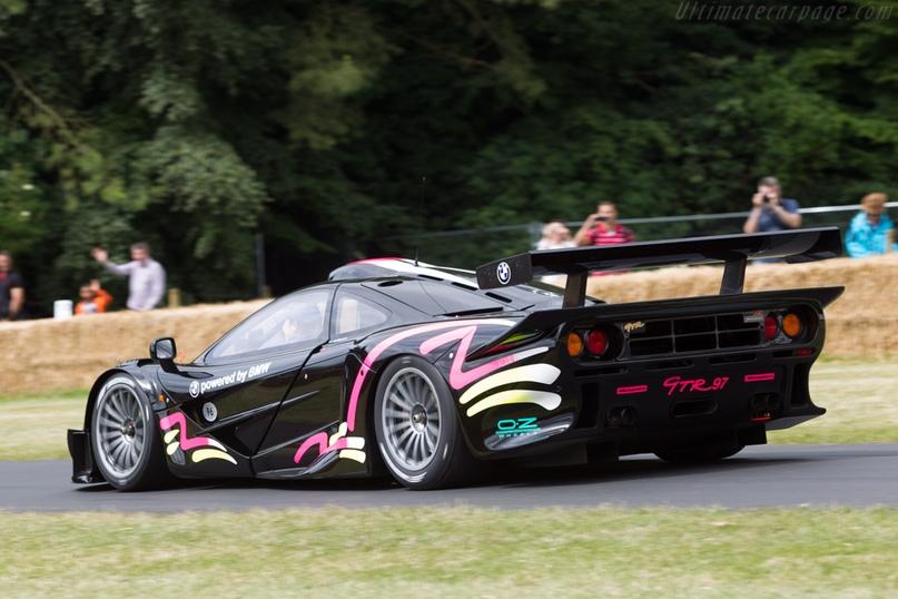 Длина имеет значение — Эволюция «длиннохвостых» McLaren, изображение №12