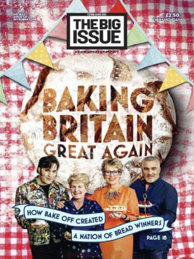 The Big Issue-August 27 2018
