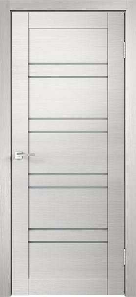 Дверь Лайм 8, дуб белый поперечный