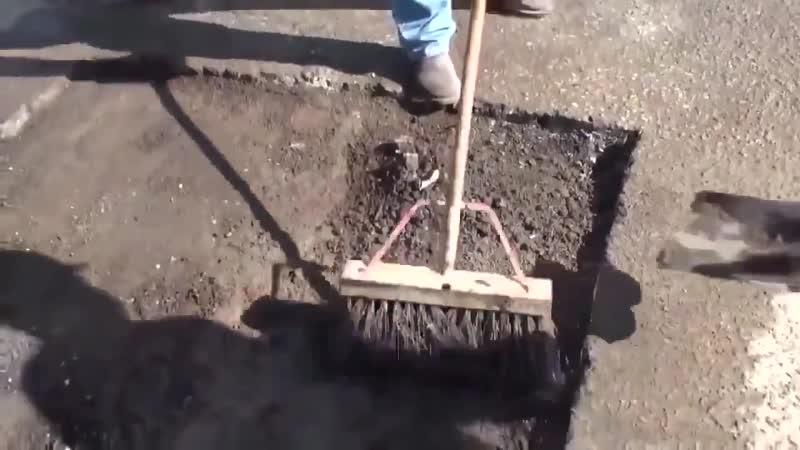 Ямочный ремонт дорог в США zvjxysq htvjyn ljhju d cif