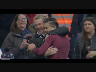 Астон Вилла 4:2 Бирмингем. Послематчевый ролик Sky Sports