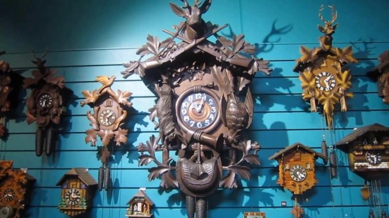 Clock Museum - Whangarei, New Zealand (Музей Часов - Фангареи, Новая Зеландия)