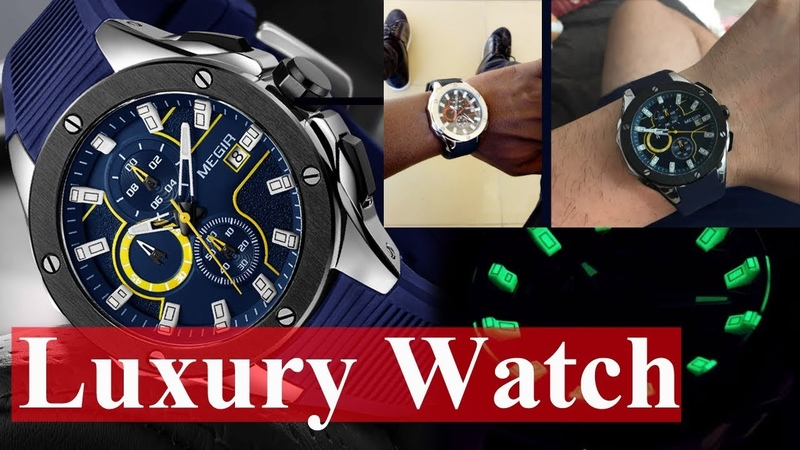 MEGIR Men Sport Watch CHEAP PRICE Top Brand Luxury Watch 2018