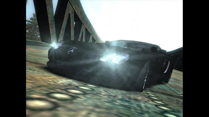 БАГ В NEED FOR SPEED MOST WANDET