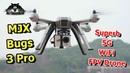 MJX Bugs 3 Pro 5G WiFi FPV GPS RC Drone 720P HD Camera UAV RTF