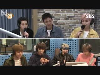 [рус.саб] sbs power fm kim changryul's old school radio