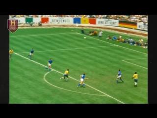 Величайшие моменты в истории футбола (1 серия ) Пеле, Аргентина и диктаторы