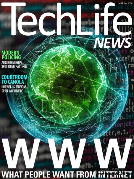 2019-03-16 Techlife News