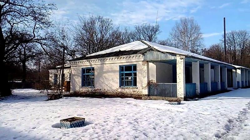 Березень 2019...до 1996 року тут працював санаторій Пролісок