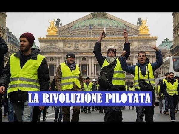 Dal '68 ai gilet gialli in Francia le rivoluzioni pilotate da Soros