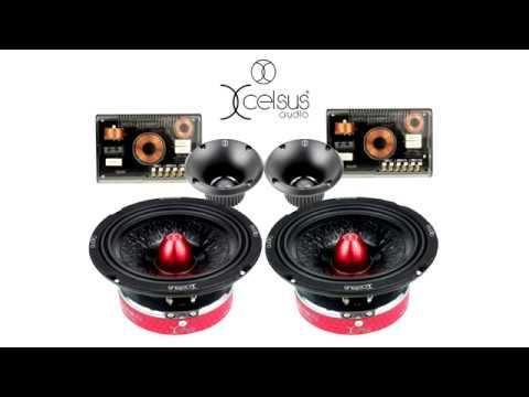 Промо XUSM8 компонентная акустическая система от Xcelsus Audio