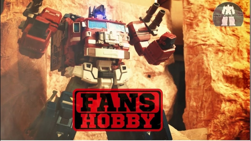 Fans Hobby MB 06 Power Baser Super Ginrai Transformers Stop Motion