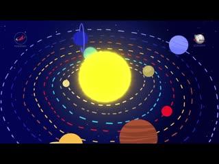 Космические Юра и Нюра - 3 серия