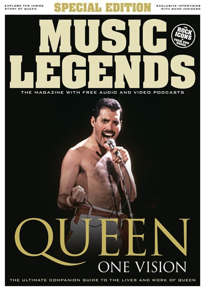 Music Legends Queen Special Edition 2019