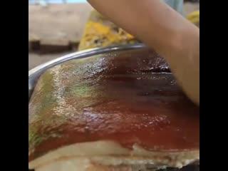 Amazing yummy cooking pork braised recipe