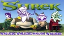 Shrek but with Wallelujah / Wa-Elegy (Waluigi's Assist Trophy Song)