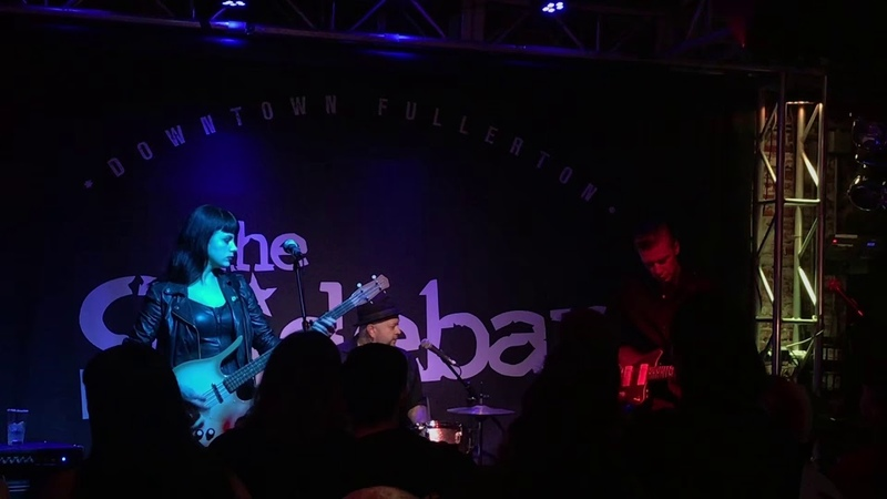 Messer Chups - Hula Drag-U-La - live at the Slidebar In Fullerton, CA on November 11, 2018