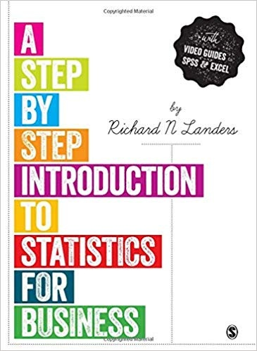 Introduction to Statistics for Business