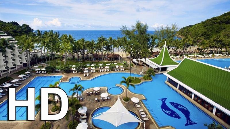 Le Meridien Phuket Beach Resort Phuket Thailand