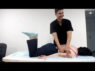2 - Пример диагностики и лечения рефлекса Галанта