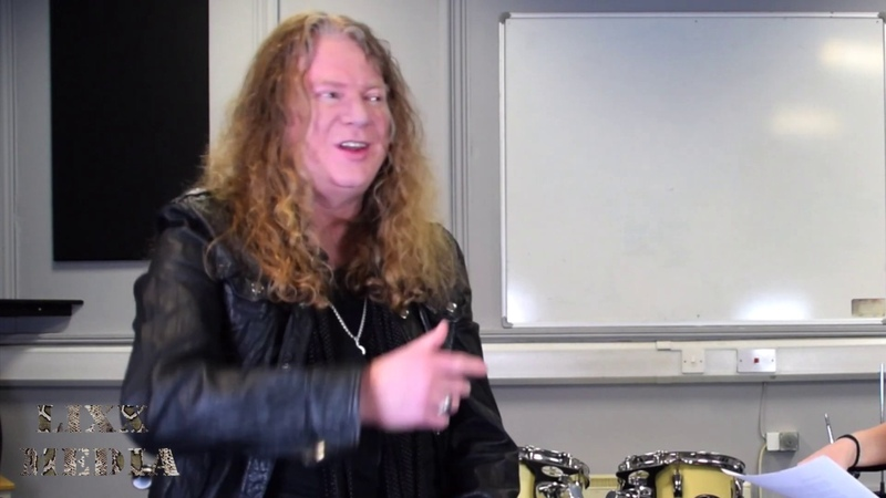 Paul Guerin Joining Quireboys Strangest Gig and Meeting Joe Elliot