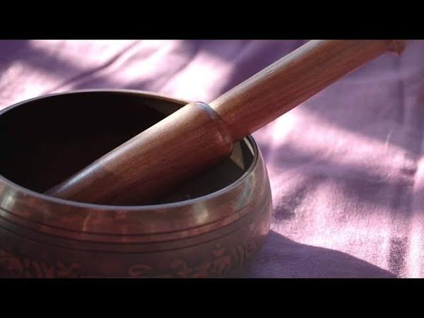 Cuencos tibetanos sanadores Música para limpiar y equilibrar el chakra del plexo solar