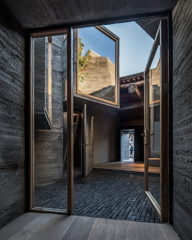 The Micro Hutong by ZAO / Standardarchitecture.