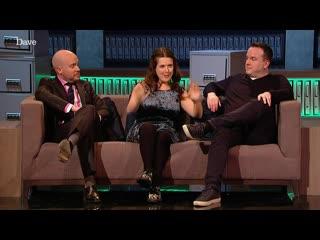 Jon Richardson: Ultimate Worrier 2x09 - Holidays (Tom Allen, Matt Forde, Rosie Jones)