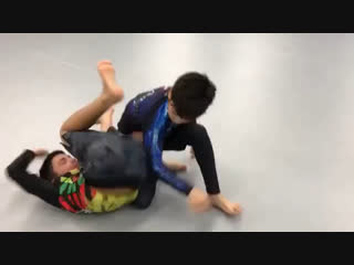 No-gi drills