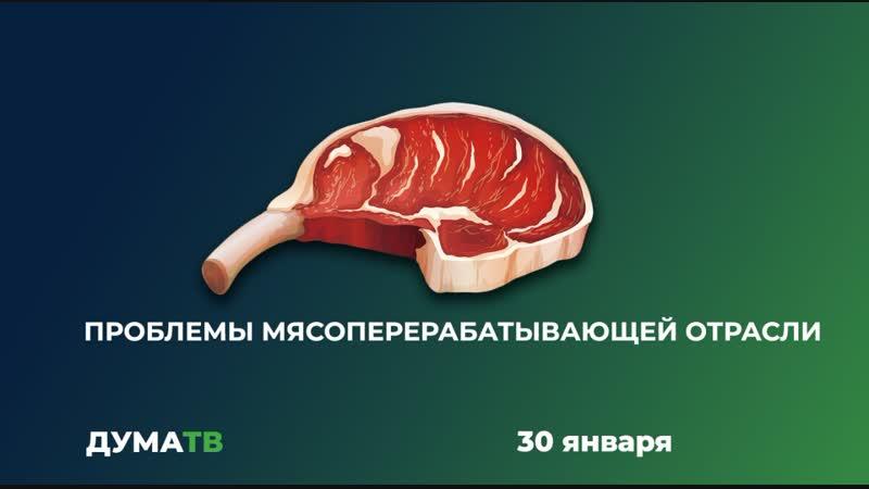 Проблемы мясоперерабатывающей отрасли