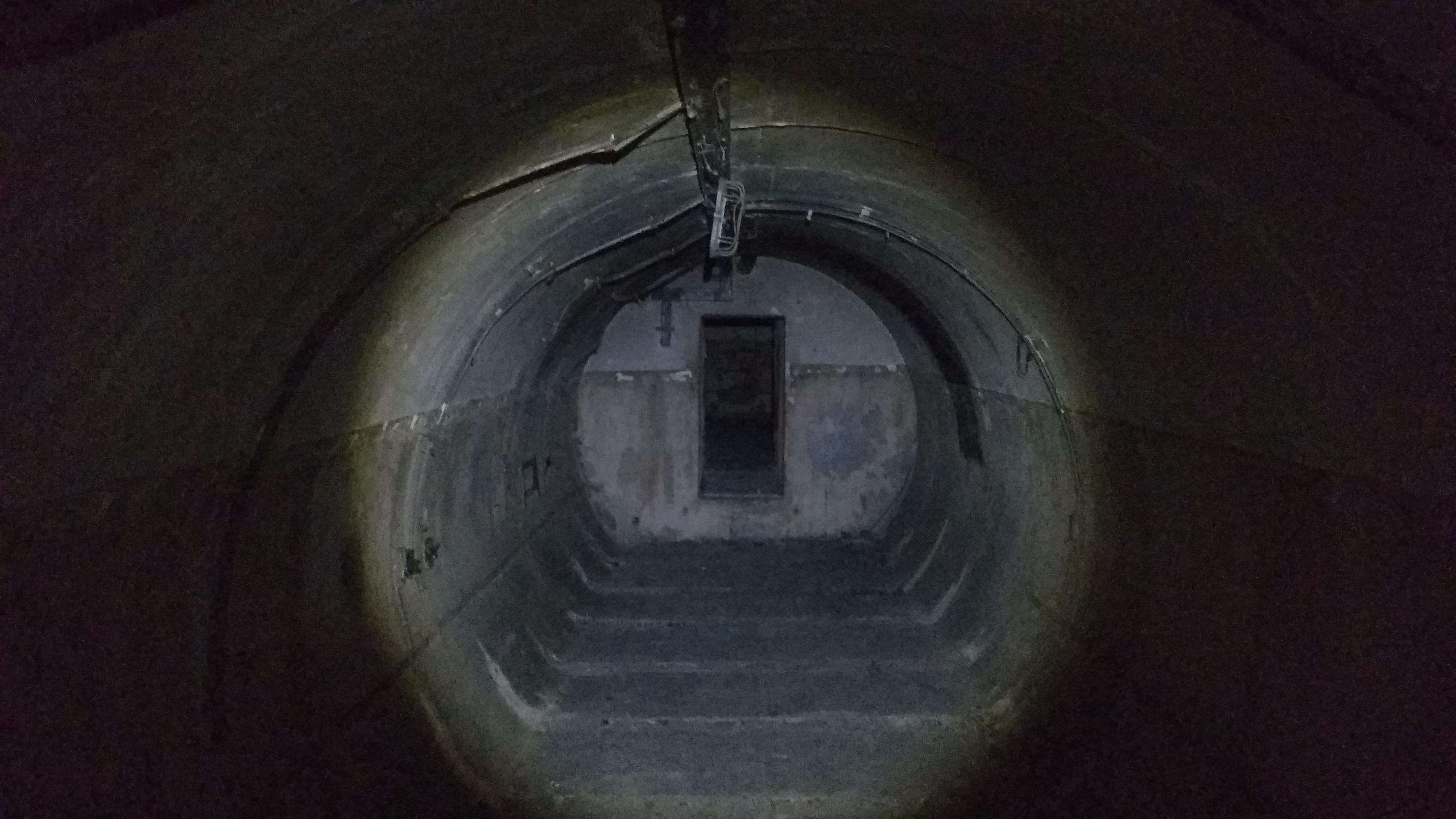 Бункеры академии связи близ деревни Дранишники