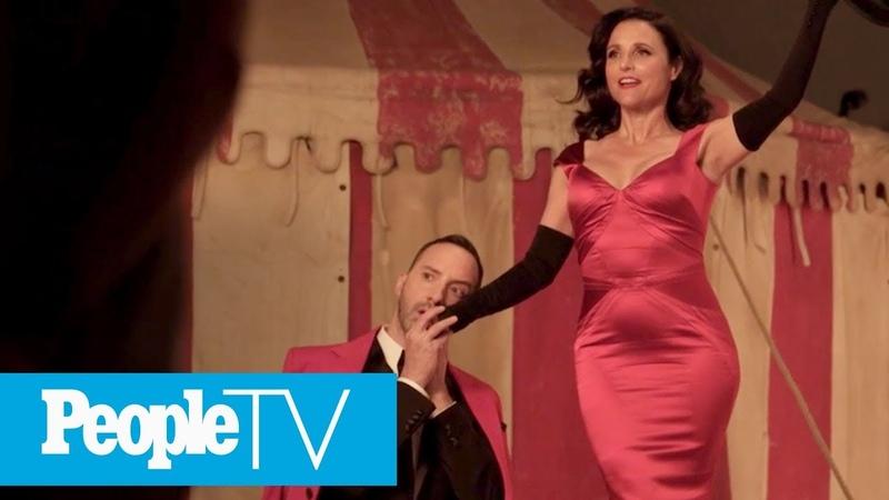 Julia Louis Dreyfus Tony Hale On Veep Finale Their Friendship PeopleTV Entertainment Weekly