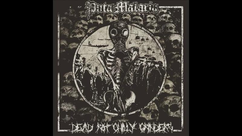 Puta Malaria / Dead Rot Chilly Grinders - Split [2019 Raw Grindcore / Crust]