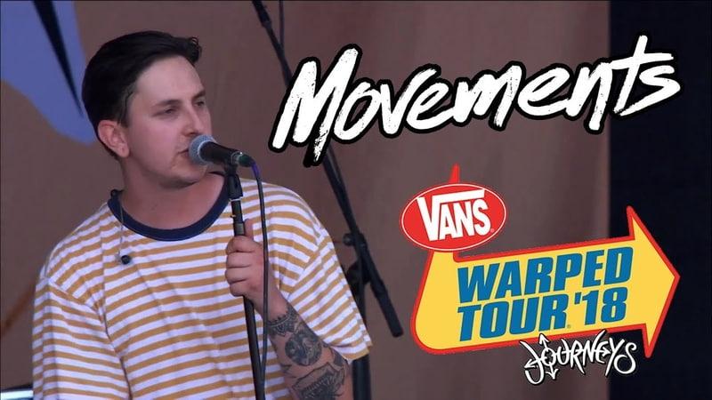 Movements - Full Set (Live Vans Warped Tour 2018) Last Warped Tour...