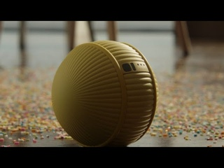 CES 2020 A waltz for Ballie   Samsung