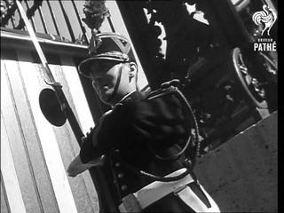 Big Four Meeting In Paris (1946)