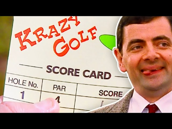Bean The GOLFER ⛳ | Mr Bean Full Episodes | Mr Bean Official