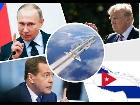 НАЗЛО США Россия снова дружит с Кубой. На остров свободы возвращается ВОЕННЫЙ контингент?