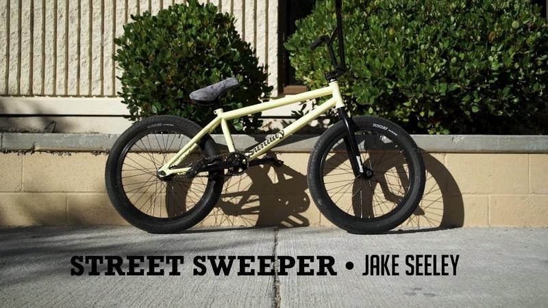 JAKE SEELEY 2020 Sunday Bikes Signature Street Sweeper BMX
