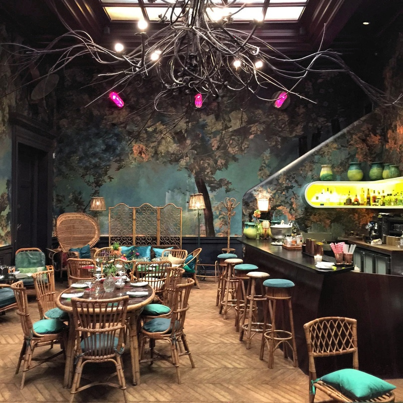 Выдающиеся рестораны Европы, где удивляются даже гурманы, изображение №9