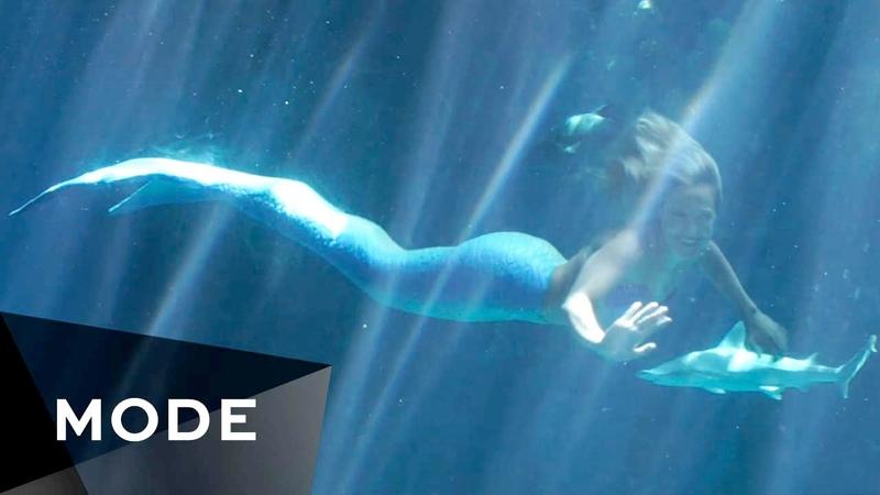 I'm a Professional Mermaid | My Life ★ Glam.com