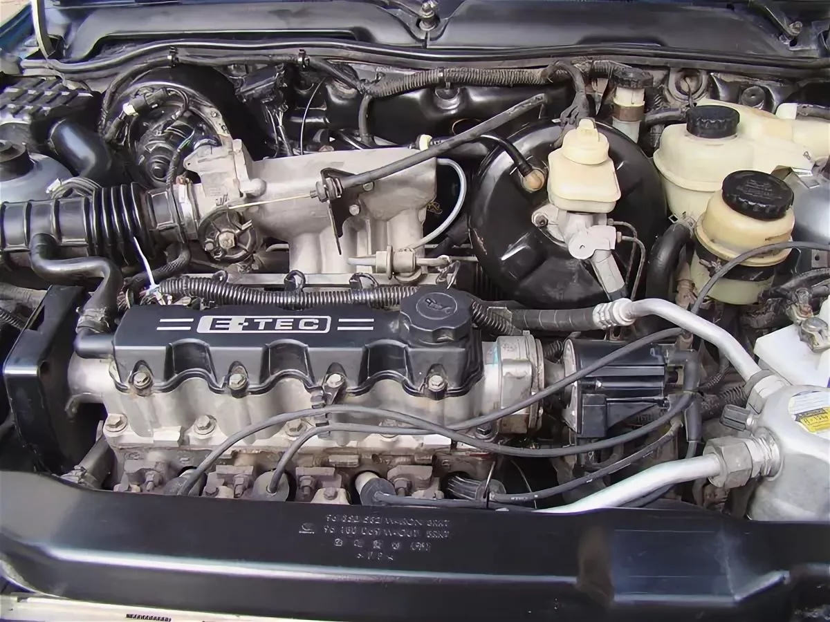 Двигатель нексия картинки